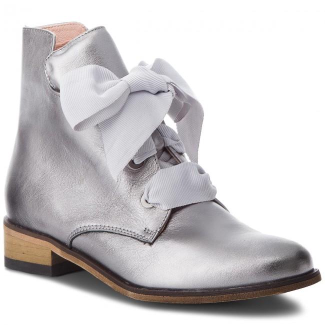 Boots EKSBUT - 77-4538-G56-1G Srebro