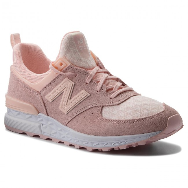 hot sale online 4eab2 e08bb Sneakers NEW BALANCE - WS574SNC Pink