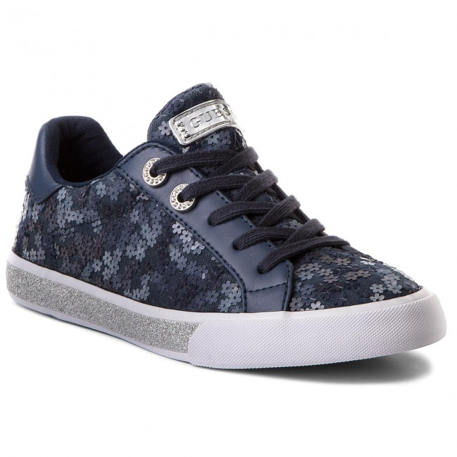 Sneakers GUESS - Meggie2 FLMGG1 DEN12 DBLUE