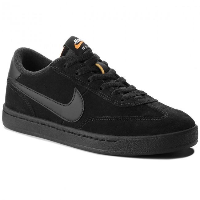 Shoes NIKE - Sb Fc Classic 909096 002 Black/Black Black/Vivid Orange