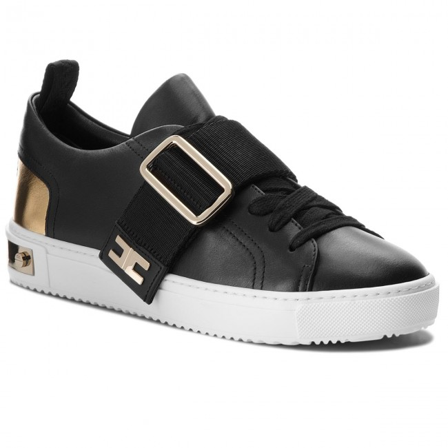 sale retailer e5c5d 00c41 Sneakers ELISABETTA FRANCHI - SA-19S-86E2-V405 Nero 110