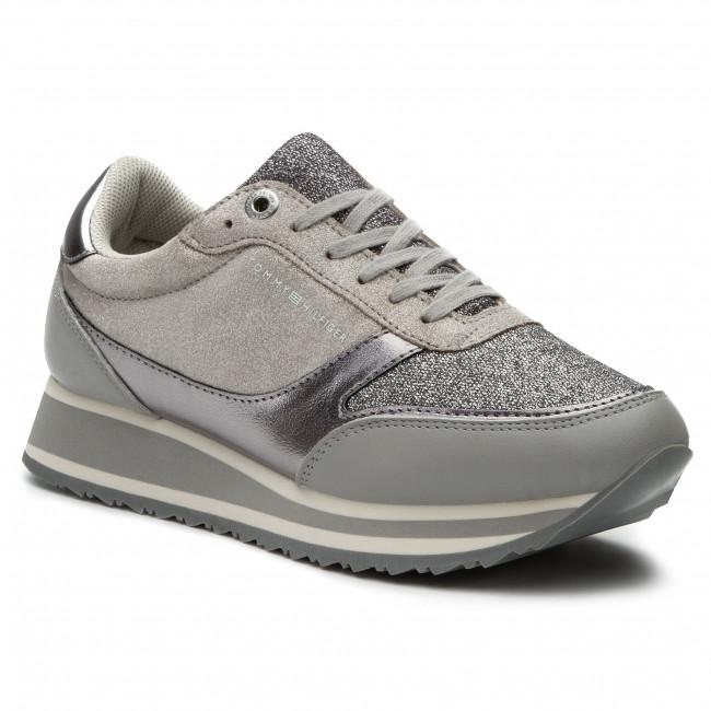 Sneakers TOMMY HILFIGER - Metallic
