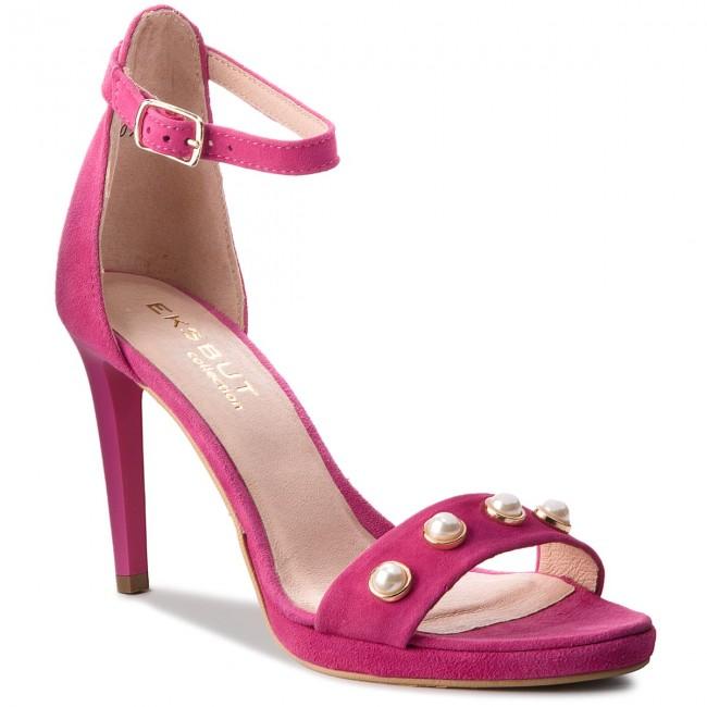 Sandals EKSBUT - 38-5009-602-1G Fiolet
