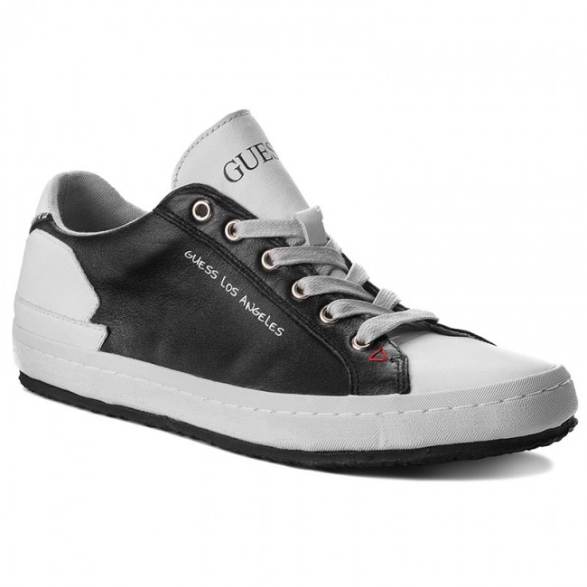 Sneakers GUESS Low FMLOW1 LEA12 BLACK