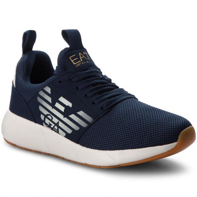 84c60992b Sneakers EA7 EMPORIO ARMANI - X8X023 XCC05 00285 Navy - Sneakers ...