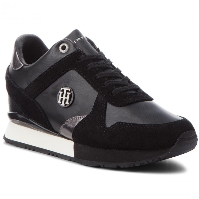 Sneakers TOMMY HILFIGER - Camo Metallic