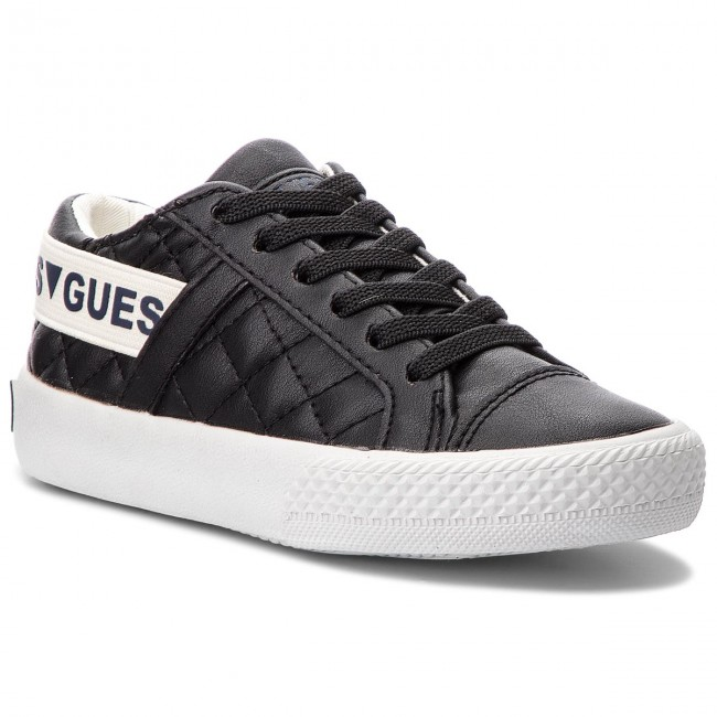 Sneakers GUESS FICOR4 ELE12 BKBK