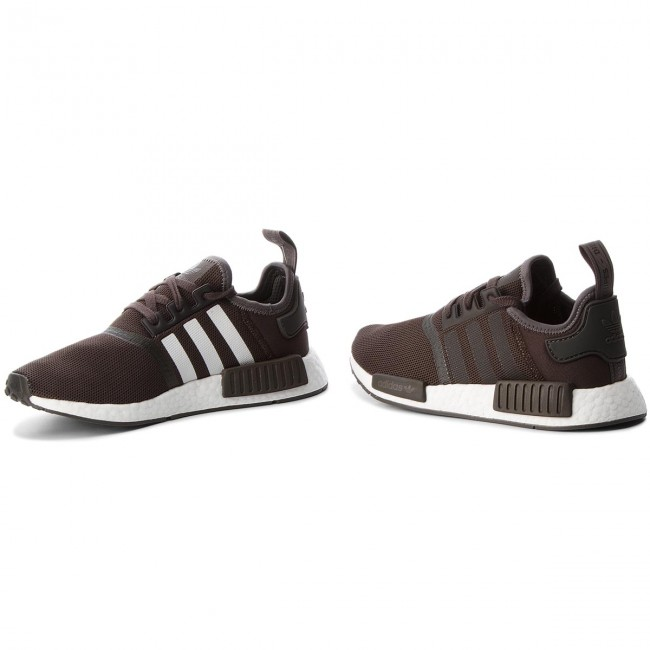 low priced c35bb 06aca Shoes adidas - Nmd_R1 CQ2412 Brown/Trace Grey Metalic/Trace Grey  Metalic/Ftwr White