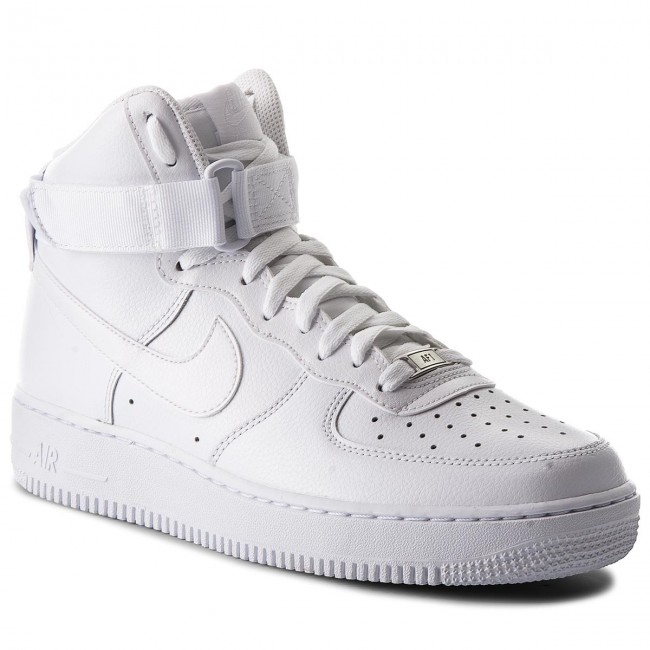 Lío interno Catedral  Shoes NIKE - Air Force 1 High '07 315121 115 White/White - Sneakers - Low  shoes - Men's shoes | efootwear.eu