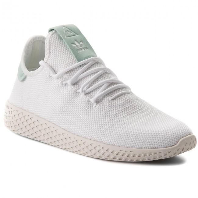 Shoes adidas - Pw Tennis Hu CQ2168 Ftwwht/Ftwwht/Cwhite