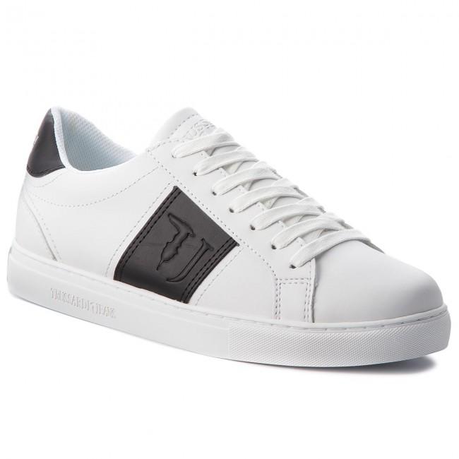Trussardi Jeans Schuhe Herren Trussardi Jeans Turnschuhe