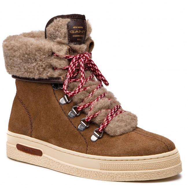 Boots GANT - Maria 17543826 Mud Brown