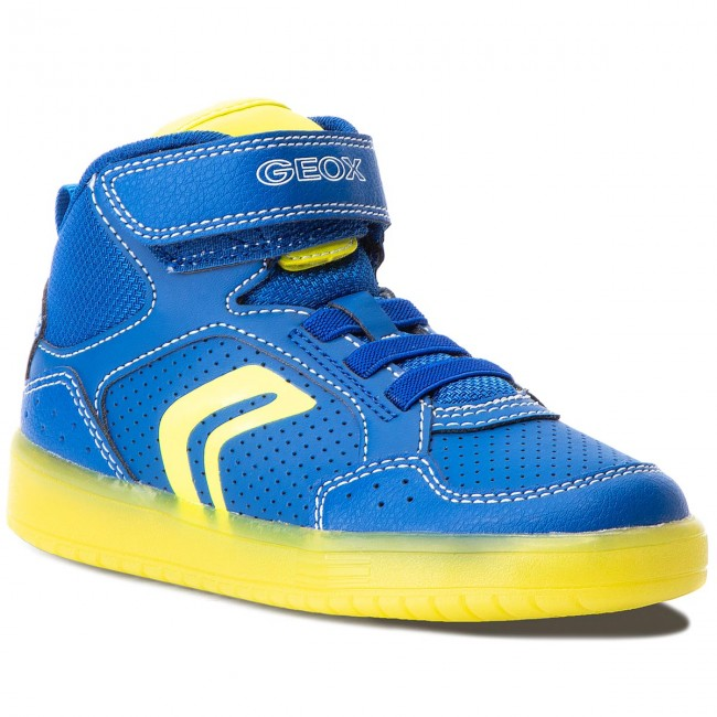 Atticus Religioso Tom Audreath  Sneakers GEOX - J Kommodor B. C J825PC 0BCBU C4344 D Royal/Lime - Boots -  High boots and others - Boy - Kids' shoes | efootwear.eu