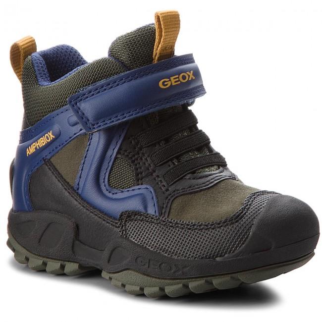 Snow Boots GEOX - J N.Savage B.B Abx A