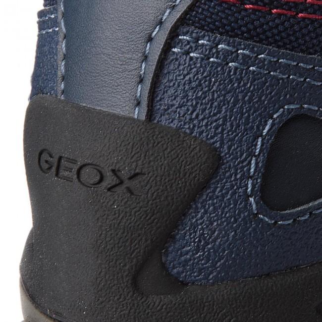 Shoes GEOX J N.Savage B. A J841VA 054CE C0735 S NavyRed