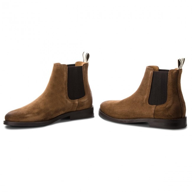 fe998ab76 Ankle Boots GANT - Max 17653892 Tabacco Brown G42