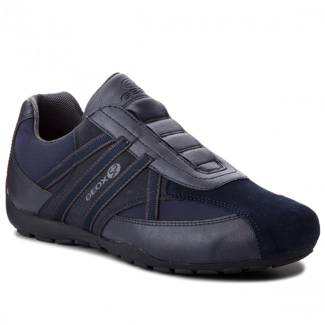 low cost newest collection official Sneakers GEOX - U Ravex B U823FB 05411 C4002 Navy