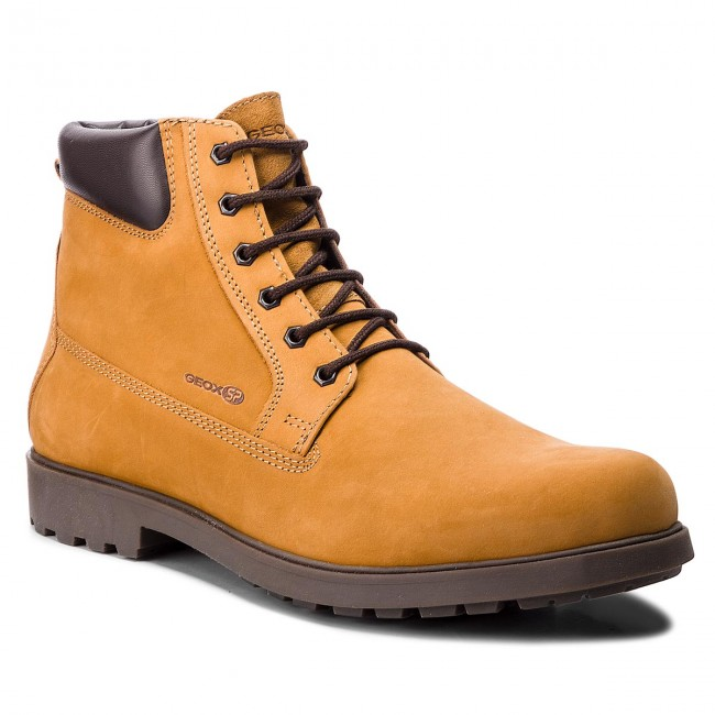 details for official site nice cheap Hiking Boots GEOX - U Rhadalf B U845HB 00032 C5046 Biscuit