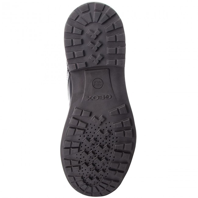 Boots GEOX - U Rhadalf C U845HC 00045 C9999 Black - Boots - High boots and others - Men's shoes