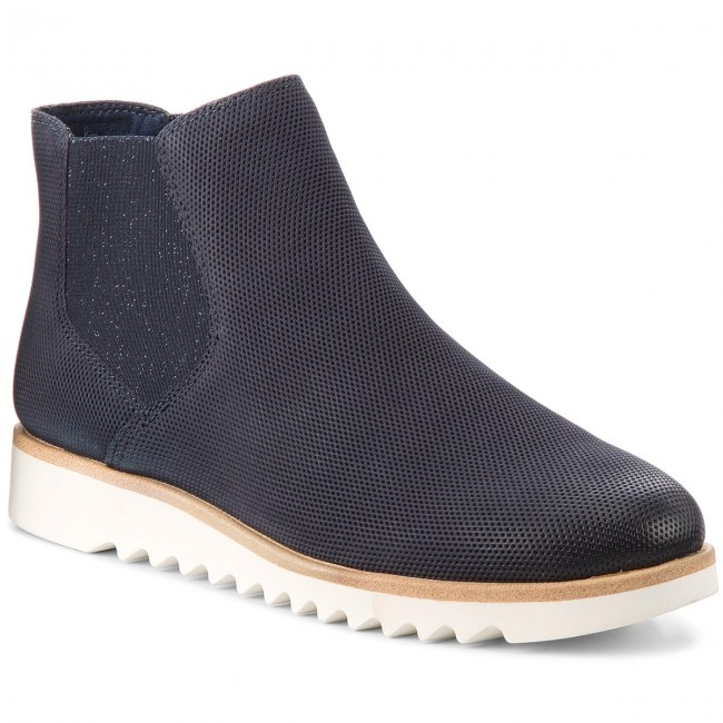 Ankle Boots TAMARIS 1 25300 20 Navy 805