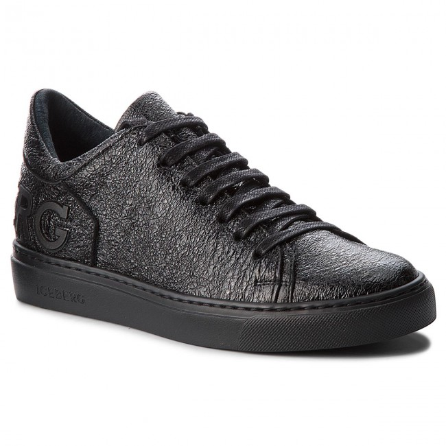 promo code 3d5d4 f615e Sneakers ICEBERG - Diva I 18IID1389A Saturno Nero