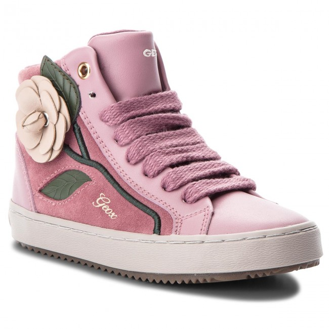 colección Refrigerar punto  Boots GEOX - J Kalispera G. C J844GC 022BC C8007 S Dk Rose - Boots - High  boots and others - Girl - Kids' shoes | efootwear.eu