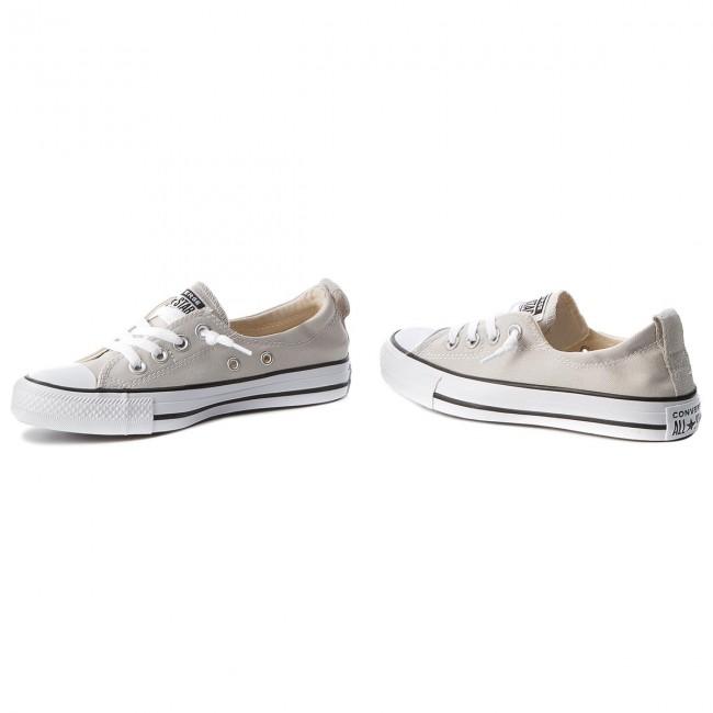 Sneakers CONVERSE Ct Shoreline Slip 537082C Cloud Gray