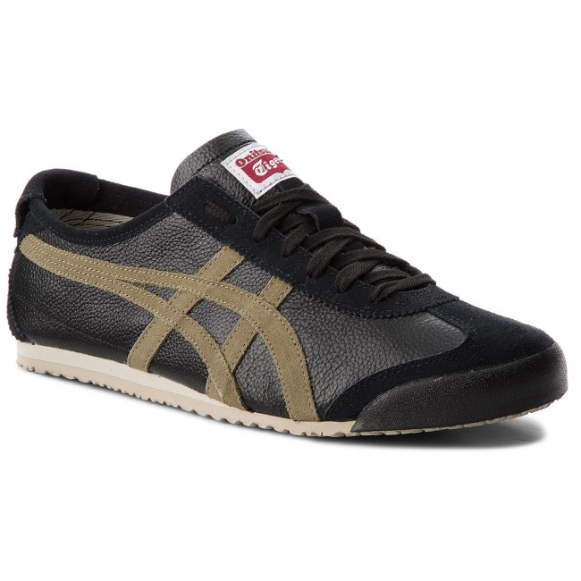 top brands wholesale huge sale Sneakers ONITSUKA TIGER - Mexico 66 Vin D2J4L Black/Martini Olive ...