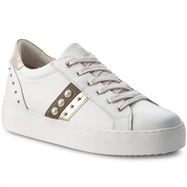 Sneakers TAMARIS 1 23771 30 WhiteKhaki 280