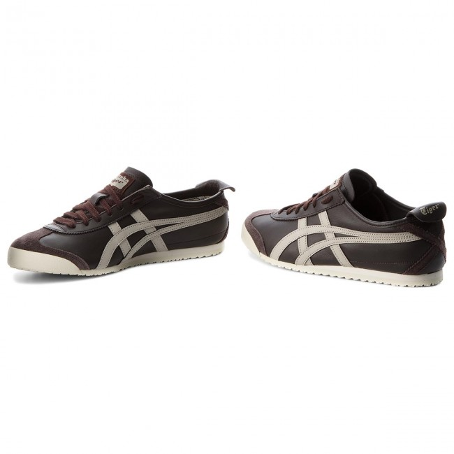 san francisco 117a7 f2e6e Sneakers ASICS - ONITSUKA TIGER Mexico 66 D4J2L Coffee/Feather Grey 2912