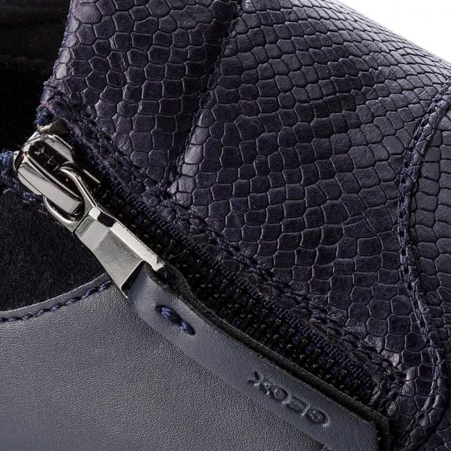 Sneakers GEOX D Omaya A D620SA 09D22 C4002 Navy