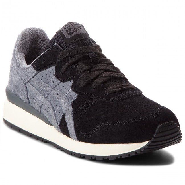 new arrival 9e8e6 1c747 Sneakers ASICS - ONITSUKA TIGER Tiger Ally D701L Carbon/Carbon 9797