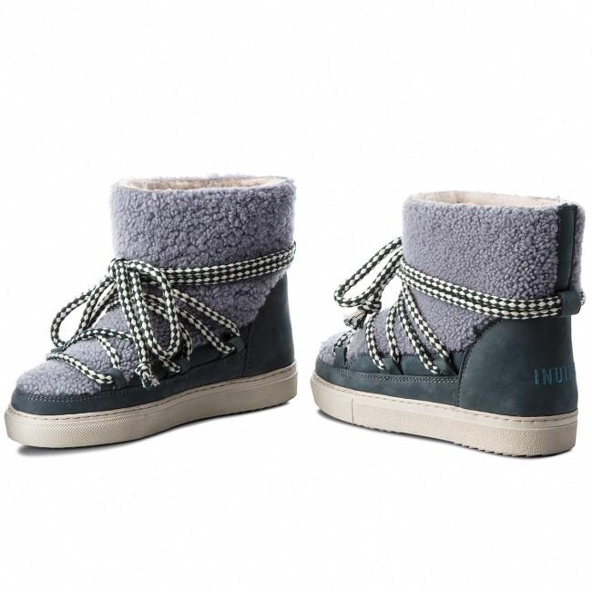 Shoes INUIKII Sneaker Curly 70202 16 Grey