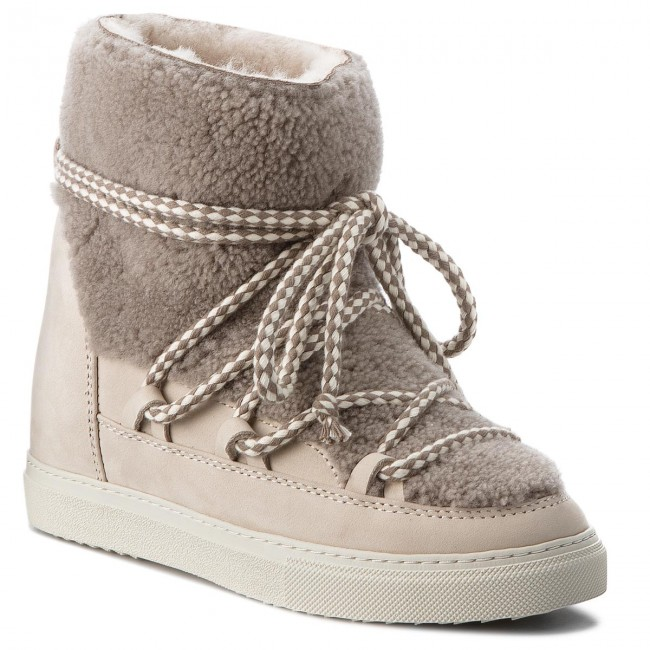 Shoes INUIKII Sneaker Curly 70203 16 W Curly Taupe