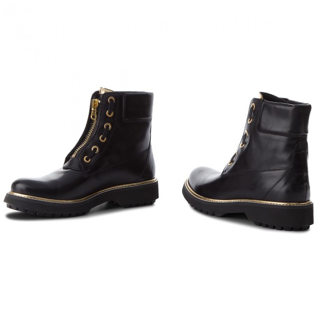 Boots GEOX D Asheely Plus A D84ACA 00043 C9999 Black