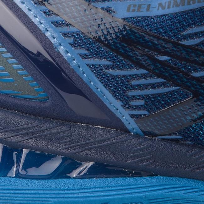 Shoes ASICS Gel Nimbus 19 Lite Show T7C3N Indigo BlueDirectoire BlueReflective 4943