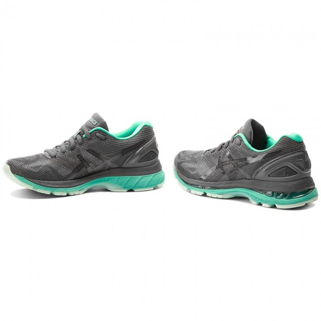 competitive price 943db 20fe0 Shoes ASICS - Gel-Nimbus 19 Lite-Show T7C8N Dark Grey/Black/Reflective 9590
