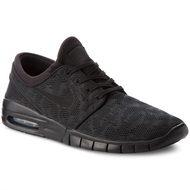 aadee563ed8265 Shoes NIKE - Stefan Janoski Max 631303 099 Black/Black/Anthracite