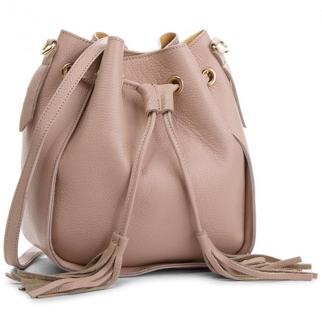 Handbag CREOLE - K10540  Pudrowy Róż