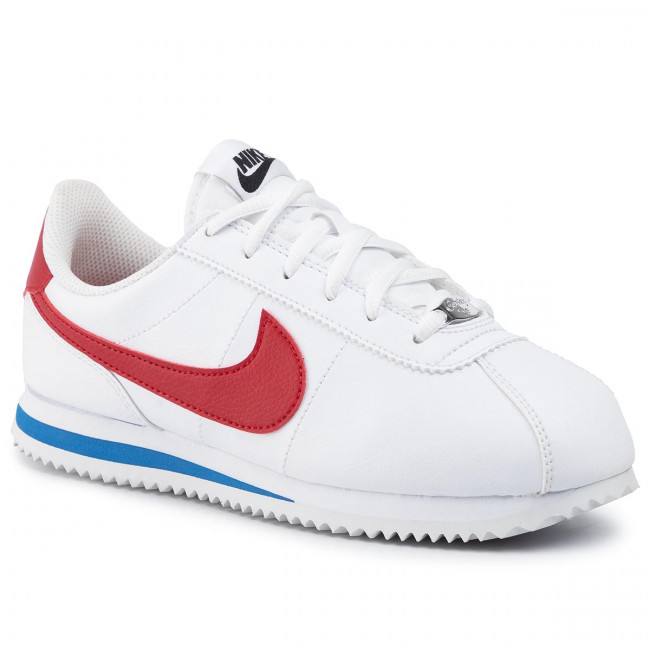 lealtad empleo Persona con experiencia  Shoes NIKE - Cortez Basic Sl (GS) 904764 103 White/Varsity Red - Sneakers -  Low shoes - Women's shoes | efootwear.eu