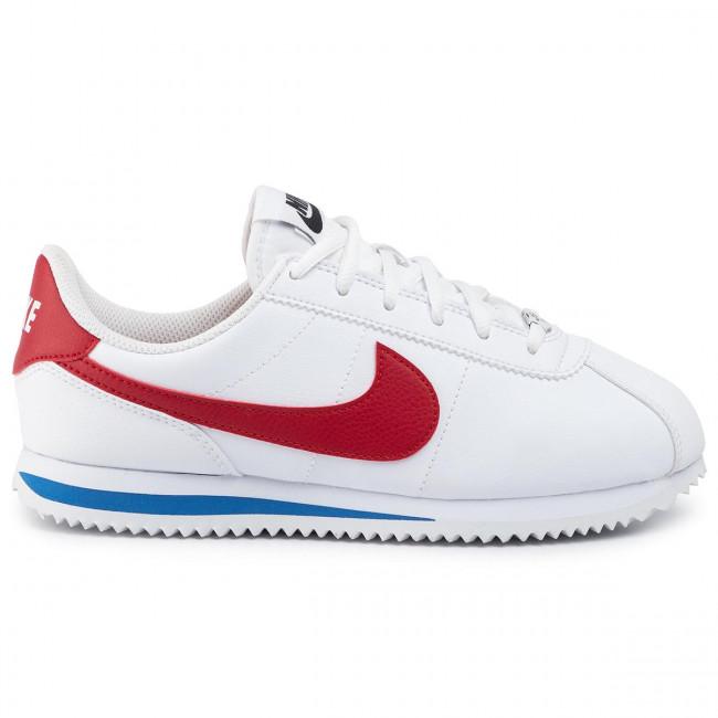 Garanzia di qualità al 100% stile limitato selezione speciale di Shoes NIKE - Cortez Basic Sl (GS) 904764 103 White/Varsity Red ...