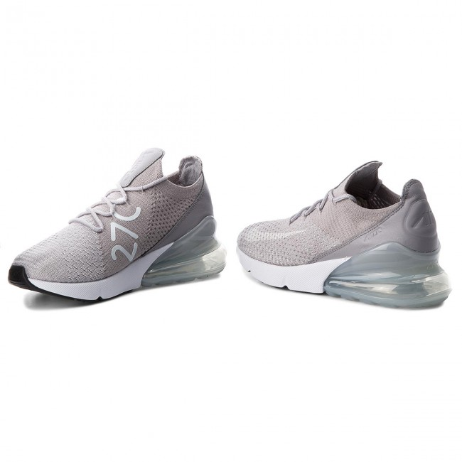 half off eb60f 09e9c Shoes NIKE - Air Max 270 Flyknit AH6803 002 Atmosphere Grey/White