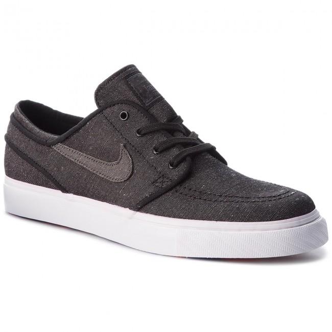 Shoes NIKE - Sb Zoom Janoski Cvs Dc AH6417 001 Black/Anthracite/White