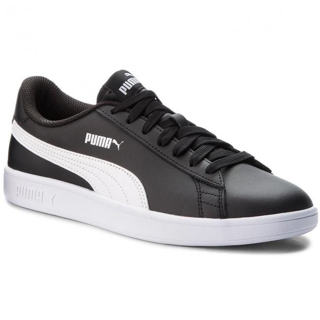 Sneakers PUMA Smash V2 L 365215 04 Puma BlackPuma White