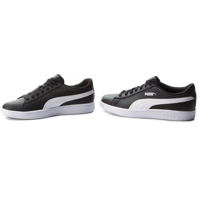 Sneakers PUMA Smash V2 L 365215 04 Puma BlackPuma White