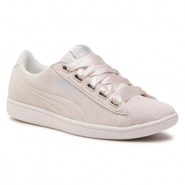 Trainers PUMA - Vikky Ribbon S 366416 06 Whisper White/Whisper White