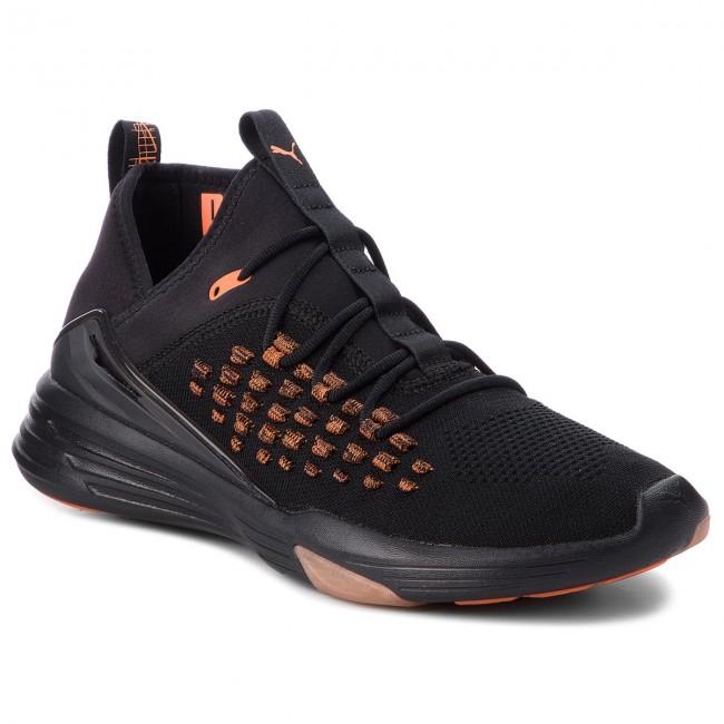 Peatonal voltereta Civilizar  Shoes PUMA - Mantra Fusefit Unrest 191395 01 Puma Black/Firecracker -  Fitness - Sports shoes - Men's shoes   efootwear.eu