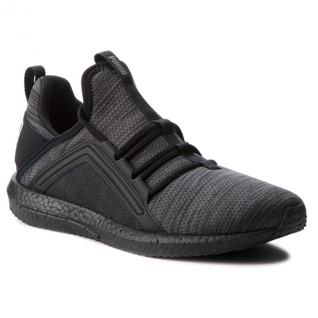 5f97bab7ef1f Shoes PUMA - Mega Nrgy Heather Knit 191095 06 Iron Gate/Puma Black -  Fitness - Sports shoes - Men's shoes - efootwear.eu