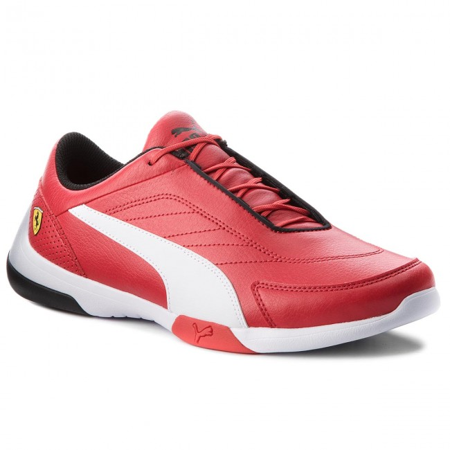 acheter populaire 1e5d9 2b5a7 Sneakers PUMA - Sf Kart Cat III 306219 01 Rosso Corsa/Puma White