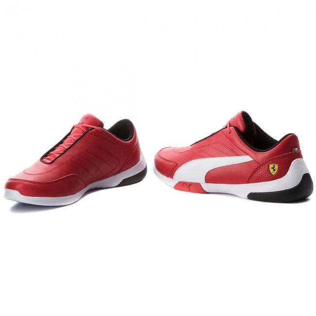 Nouvelles Arrivées ac2b9 39261 Sneakers PUMA - Sf Kart Cat III 306219 01 Rosso Corsa/Puma ...